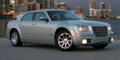 2008 Chrysler 300 Safety Ratings