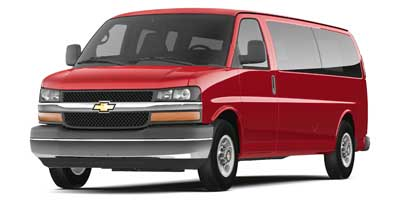2008 Chevrolet Express Recalls