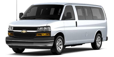 2009 Chevrolet Express Recalls
