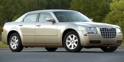 2009 Chrysler 300 Safety Ratings