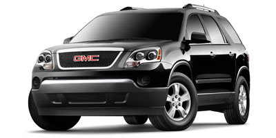 2012 GMC Acadia Safety Ratings