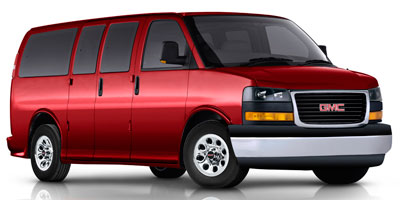 2013 GMC Savana Cargo MPG