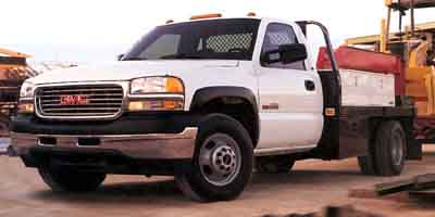 2001 GMC Sierra 3500 Recalls