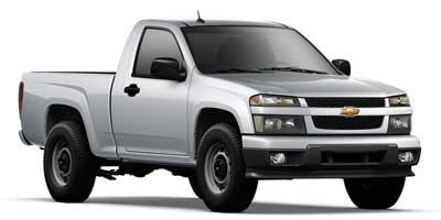 2010 Chevrolet Colorado Recalls