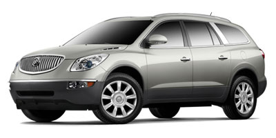 2012 Buick Enclave Safety Ratings