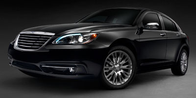 2013 Chrysler 200 MPG