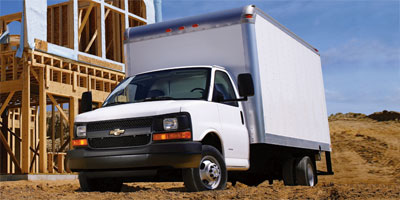 2013 Chevrolet Express MPG