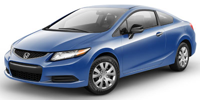 2012 Honda Civic MPG