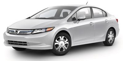 2012 Honda Civic Hybrid MPG