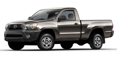 2012 Toyota Tacoma Safety Ratings