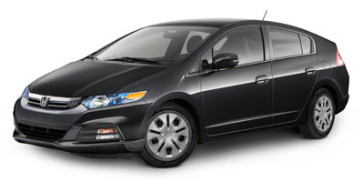 2012 Honda Insight MPG