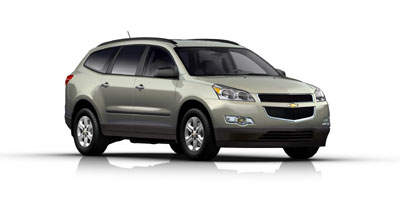 2012 Chevrolet Traverse Safety Ratings
