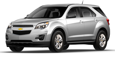 2013 Chevrolet Equinox MPG