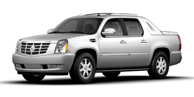 2013 Cadillac Escalade Ext MPG