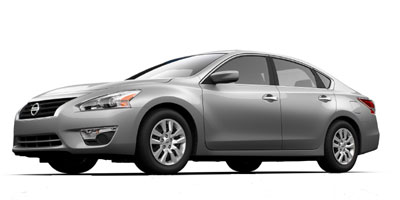2013 Nissan Altima MPG
