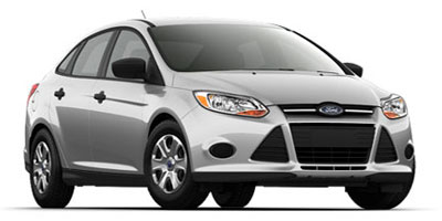 2013 Ford Focus MPG