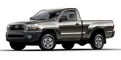 2013 Toyota Tacoma Safety Ratings