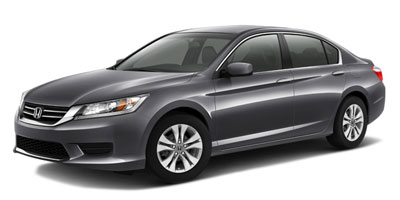 2013 Honda Accord MPG