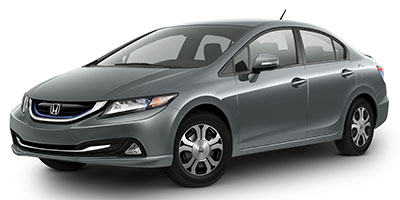 2013 Honda Civic Hybrid MPG