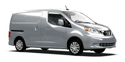 2013 Nissan Nv200 MPG