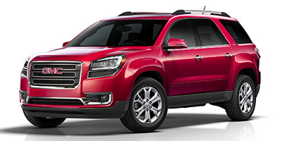 2015 GMC Acadia Safety Ratings