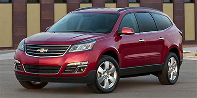 2015 Chevrolet Traverse Safety Ratings