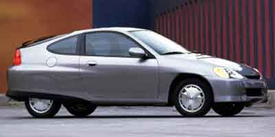 2002 Honda Insight MPG