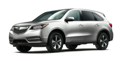 2014 Acura MDX Safety Ratings