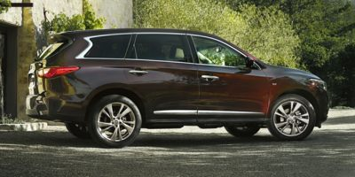 2014 Infiniti Qx60 Safety Ratings