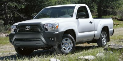 2014 Toyota Tacoma Safety Ratings