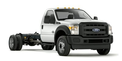 2014 Ford Super Duty F-550 MPG