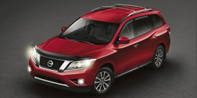 2014 Nissan Pathfinder Safety Ratings