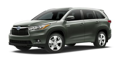2014 Toyota Highlander Hybrid Safety Ratings