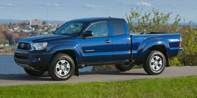 2015 Toyota Tacoma Safety Ratings