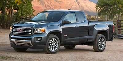 2015 GMC Canyon Safety Ratings