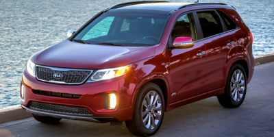 2015 Kia Sorento Safety Ratings
