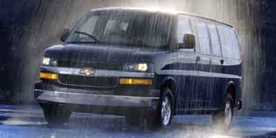 2004 Chevrolet Express Recalls