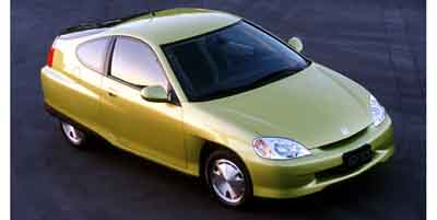 2000 Honda Insight MPG