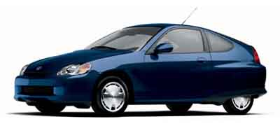 2004 Honda Insight MPG