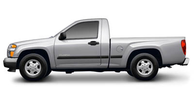 2005 Chevrolet Colorado Recalls