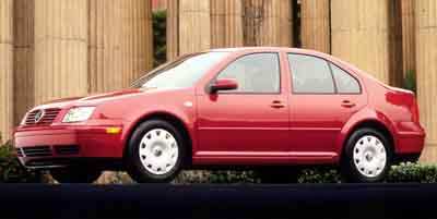 2001 Volkswagen Jetta Safety Ratings
