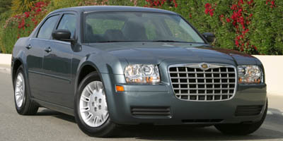 2006 Chrysler 300 Safety Ratings