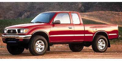 1997 Toyota Tacoma Safety Ratings