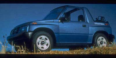 1997 Geo Tracker Safety Ratings