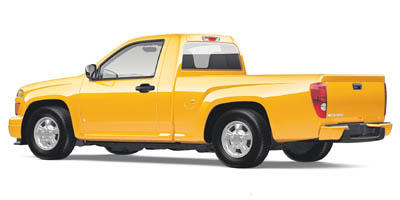 2006 Chevrolet Colorado Recalls