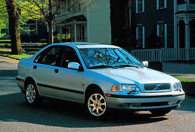 All Reviews ›› Volvo Reviews ›› 2000 Volvo S40 Review