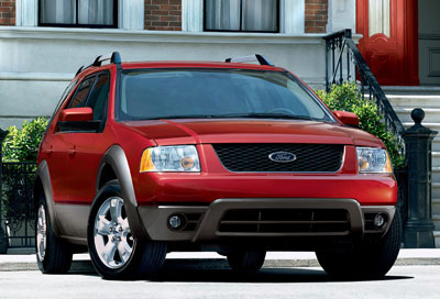 problems with 2006 ford freestyles. Black Bedroom Furniture Sets. Home Design Ideas
