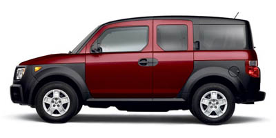 2008 Honda Element Wheel And Rim Size Iseecars Com