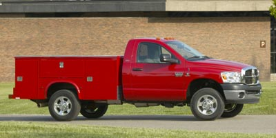 2008 Dodge Ram Chassis 4500