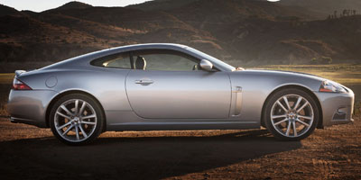 2009 Jaguar XK-Series